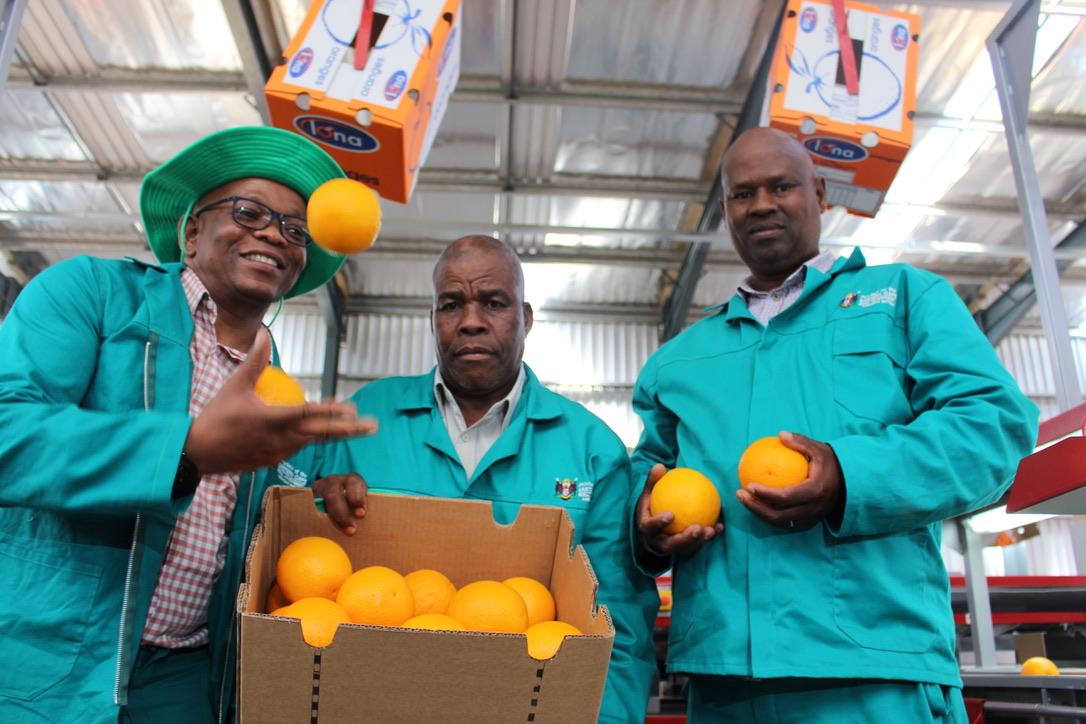 Eastern Cape Rural Development and Agrarian Reform MEC